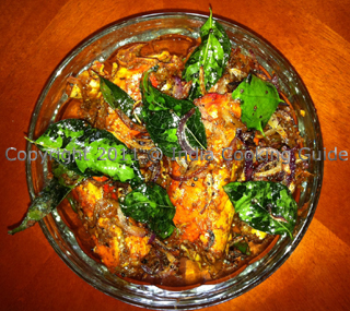 how to prepare chicken pickle in kerala style